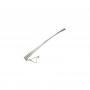 Aislante Coquilla 1/2 Tuberia Cobre 12X9mm Tira 2m Funda Aire Acondicionado
