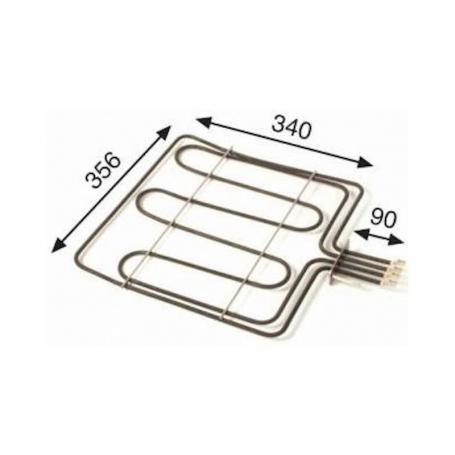 Compresor Tecumseh Tfh4525Y R134 2Cv Media Alta Temperatura 7425Cc