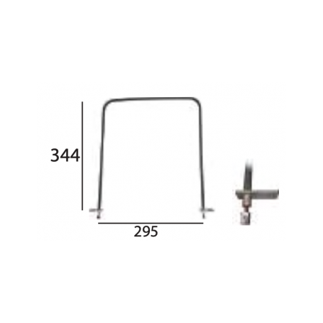 Compresor Embraco E4460Y R134 Media Temperatura Motor 1509cc 220/240v