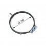 Compresor Tecumseh Tg2525Z R404 Baja Temperatura Motor 145cc 400/440v