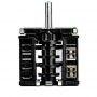 Compresor Tecumseh Cj9513Z R404 Media Temperatura Motor 2420cc 220/240v