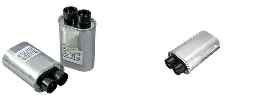 Condensador microoondas