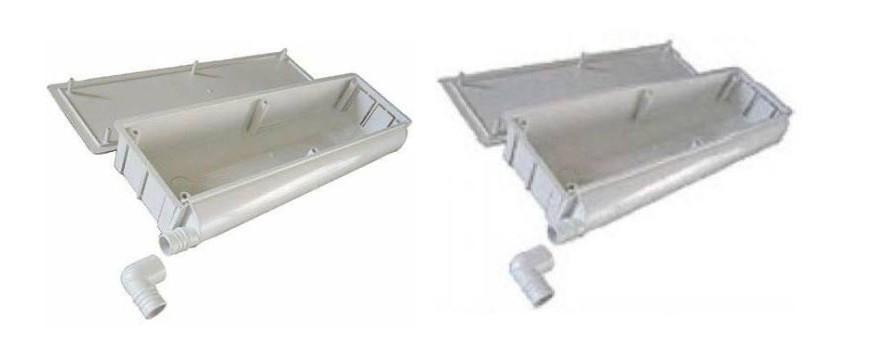 Caja preinstalacion aire acondicionado