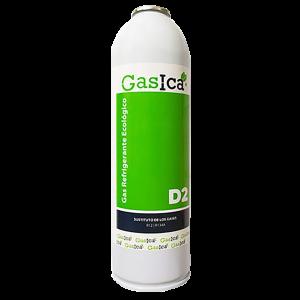Gas Refrigerante Gasica D2